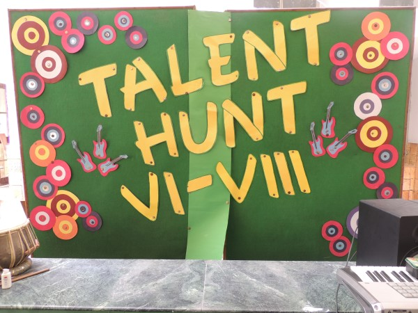 21st July 2016 Talent Hunt