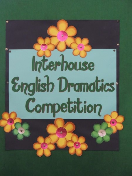 11th Aug Dramatics Competition