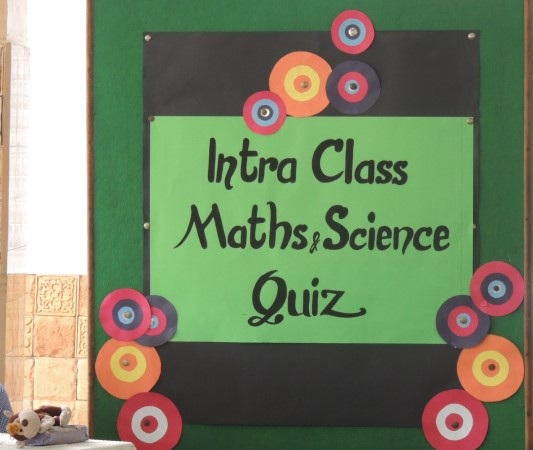 29thJuly Maths-Science Quiz