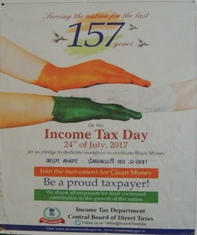 Income Tax Day