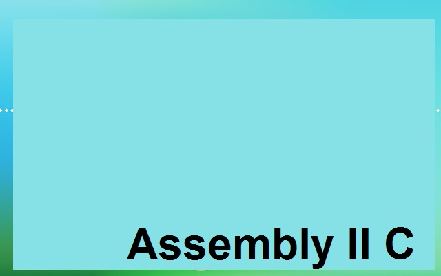 Assembly II C