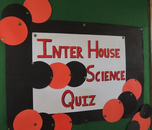 Science Quiz 17-18