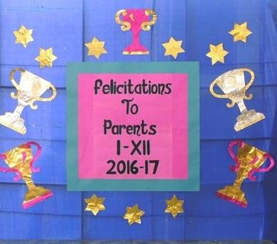 Felicitation 17-18