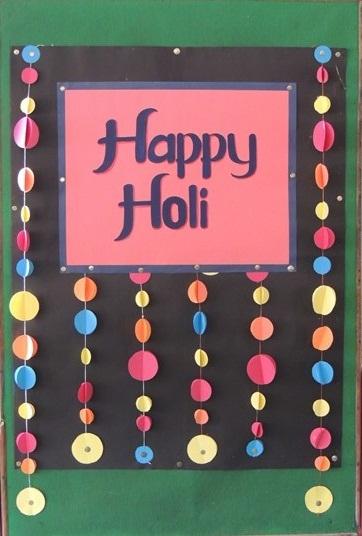 Holi Celebrations 17-18