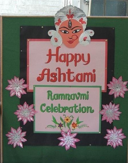 Ashtami and Ramnavamani