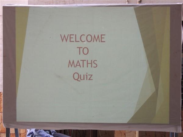 25th May 2018 Math Quiz
