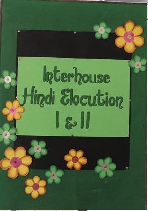 Hindi Elocution