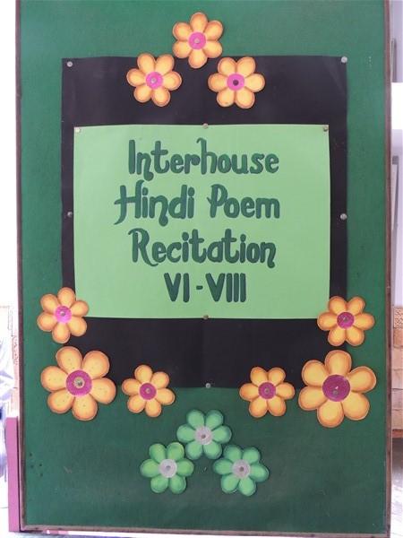 Hindi Recitation