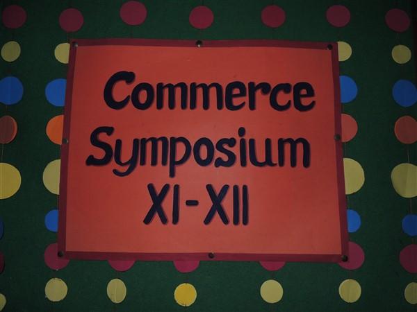 Commerce symposium