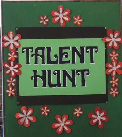 Talent Hunt Class I and II