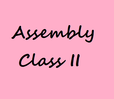Assembly class II